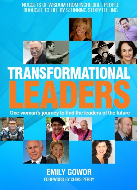 Transformational Leaders - best-selling book by the Word Artist: http://www.emilygowor.com/store/products/transformational-leaders/