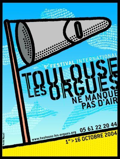 Culture 31 - Festival international Toulouse Les Orgues