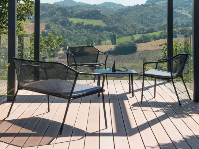 Emu 4 Teiliges Lounge Gartenset Darwin Aus Stahl Online Kaufen Bestpreis Gartenset Lounge Emu