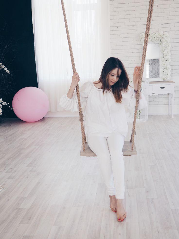 Girl , white photos , lifestyle