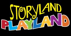 Rotary Storyland is a walk-through park of Mother Goose stories and fairytales and Rotary Playland is a small amusement park with 12 rides, paddle boats and a splash park. Storyland Admission is $5 per adult (11+) and $3.50 per child (2-11) children under 2 are free.  Rotary Playland is free admission and tickets for the rides or all day wristbands can be purchased at the ticket window.