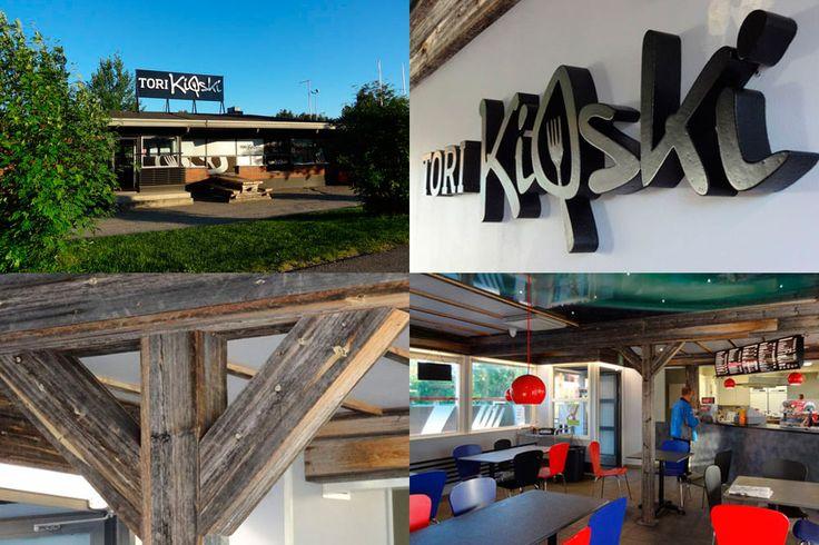 Tori-Kioskin uudistus | Proinno Design