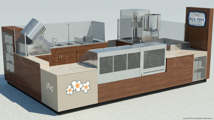 157 best images about kiosk design on pinterest for Indoor food kiosk design