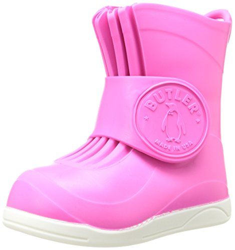 Butler Overboot, Rain Boots for Girls and Boys --  good for over AFOs
