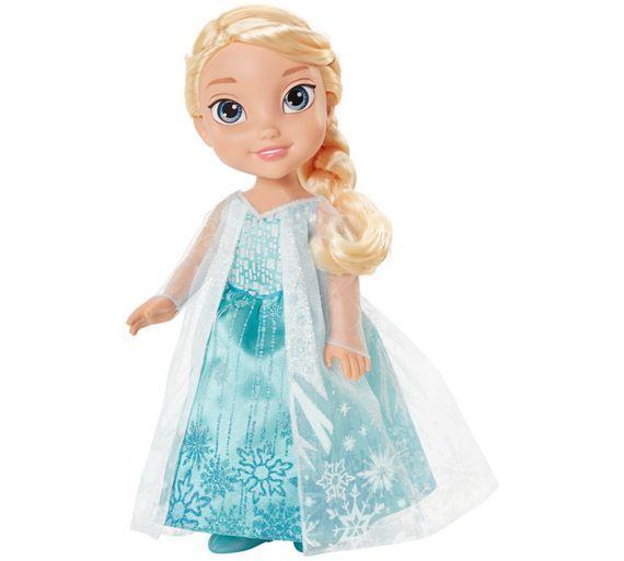 Buy Disney Princess Toddler Cinderella Doll At Argos Co Uk: 1000+ Ideas About Elsa Online On Pinterest