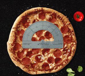 Transportador Cortador de Pizza, con precisión milimétrica