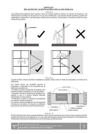 Reglamento Nacional de Edificaciones Ilustrado #Perú http://issuu.com/cunce/docs/reglamento_nacional_de_edificaciones_arquitectura-/2