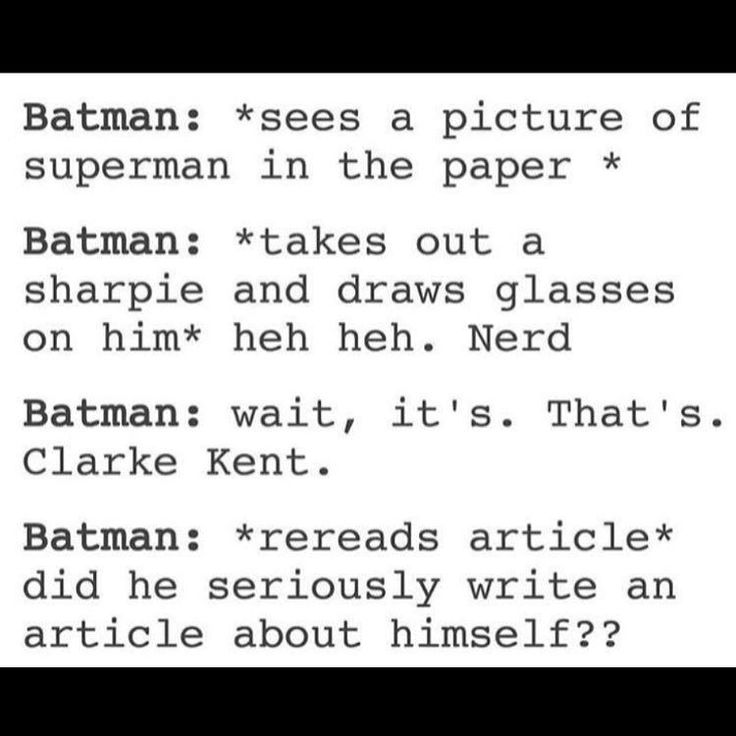 Did you read that in your batman voice? Me too #martha#batfleck#nerdhumor