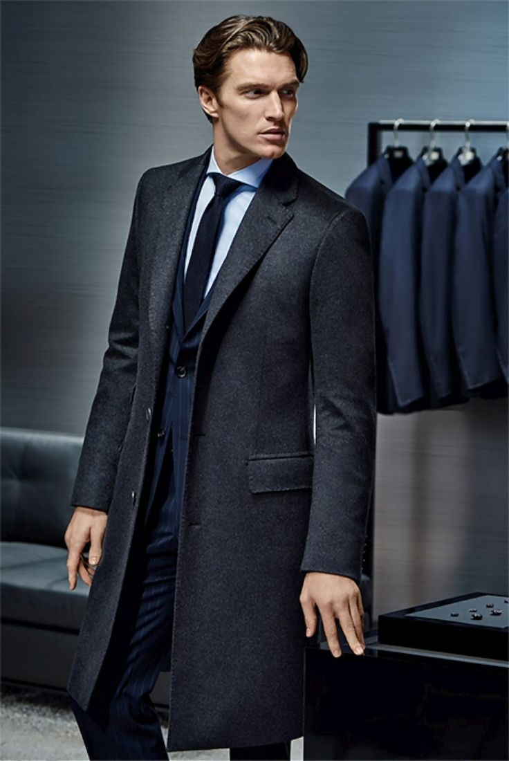 "Hugo Boss ""Made to Measure"" campaign"