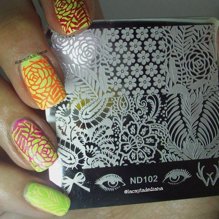 Nicole Diary Placas para Estampación http://lacajitadediana14.blogspot.com.co/2016/06/nicole-diary-placas-de-estampacion.html