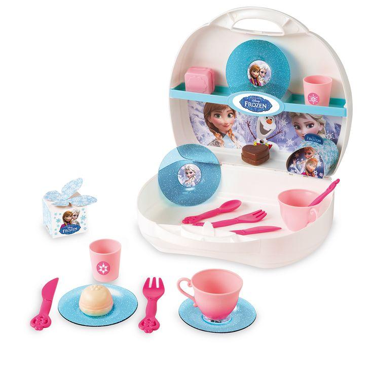 Smoby frozen mini kitchen #frozen #disney #simbatoys #happy #kids #toys