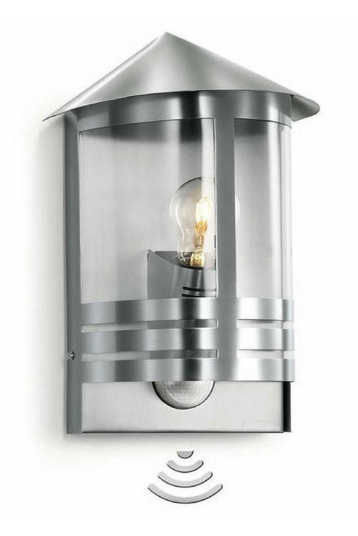 Outdoor Motion Sensor Modern Lantern Modern Exterior House