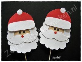 Kerstman   Nieuw! Kerst   Zelf traktaties maken