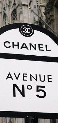 Chanel   cynthia reccord