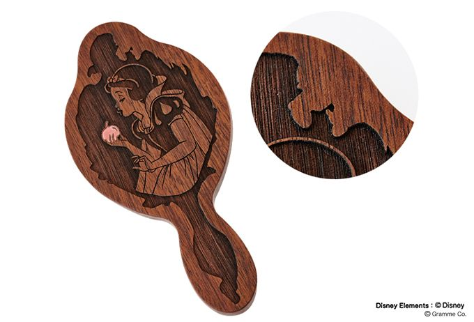 Q-pot.からディズニーの『白雪姫』を表現したアクセサリー登場! - 毒リンゴや魔女の鏡など | ニュース - ファッションプレス