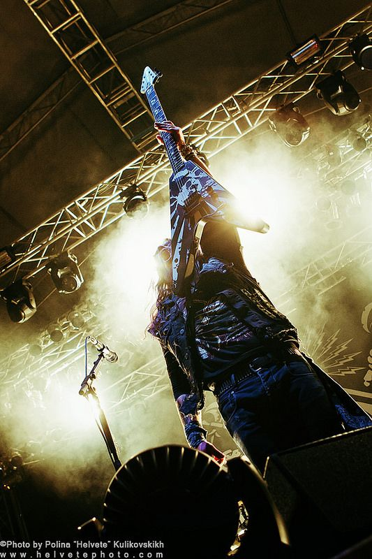 Machine Head at Brutal Assault 2012