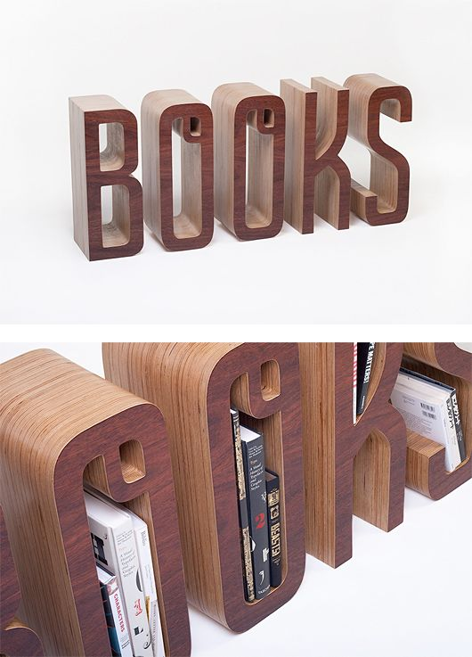 "The ""Books Shelf"" by Matt Innes and Saori Kajiwara"