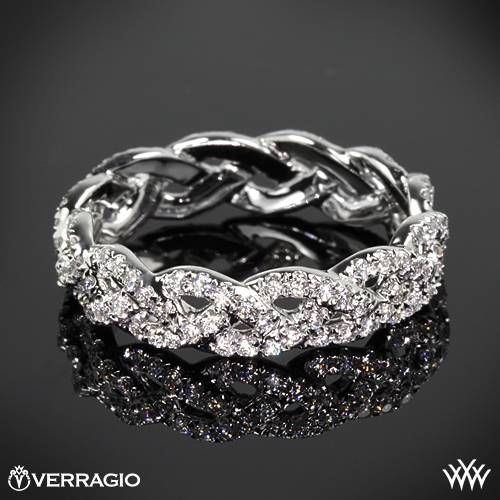 Diamond Wedding Ring. ...this would be my engagement ring & wedding band...I'd only need one!