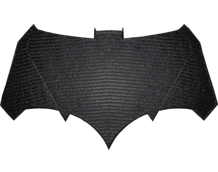 Batman New Logo (BATMAN V SUPERMAN) by Alexbadass.deviantart.com on @DeviantArt
