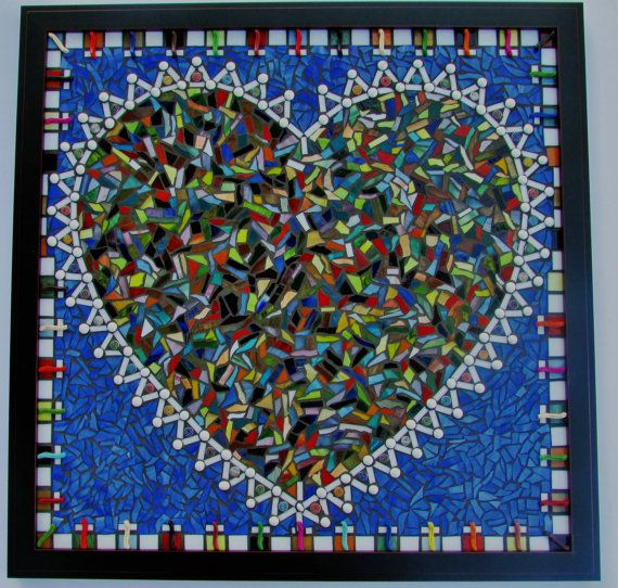 17 Best Images About Mosaics And Stained Glass On