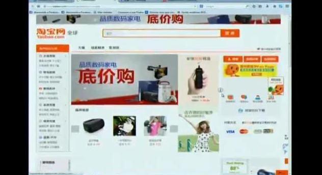 VIDEO #Tecnoclick #DesdeChina comercio electrónico y su aplicación en RD http://www.audienciaelectronica.net/2014/09/11/desde-china-el-comercio-electronico-y-su-aplicacion-en-republica-dominicana/