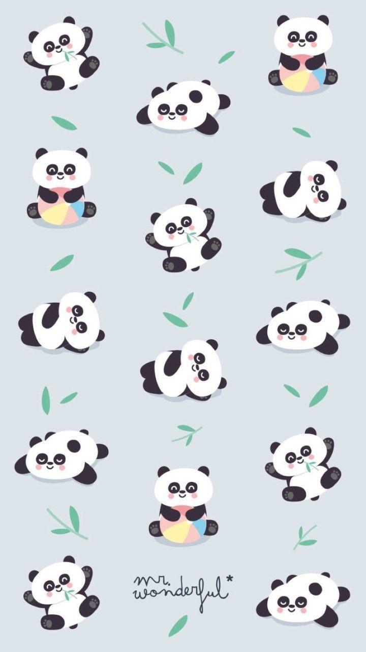 Pin by ن(ع)ص on pandu in 2019 | Panda wallpapers, Cute panda wallpaper, Panda wallpaper iphone