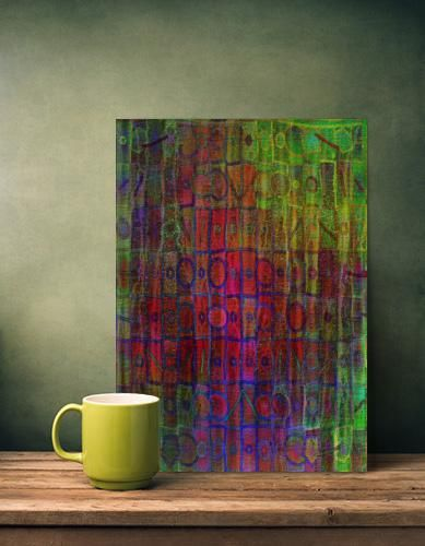 Sticks and Stones wont Scratch Your Bones – Textures And Patterns | Art prints on metal by Mimulux Patricia No | artbymimulux showcase