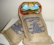 Jamaican Blue Mountain Coffee. The first time I tasted this, my head exploded and I was ruined forever. I had tasted the nectar of the gods.So rich and complex in it's flavor that one can feel the body of this marvelous brew in the mouth as if it were a piece of dessert.