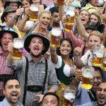 Fotos de la más grande fiesta de Alemania, inspirada en el amor por la cerveza: Oktoberfest