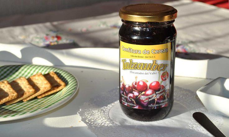 Cerezas Talzauber desayuno