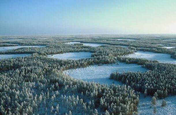 I misteri irrisolti della Siberia
