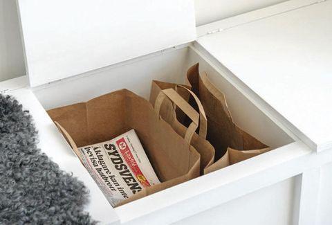 Bygg den smarta bänken med dold återvinning - Fixa - Hus & Hem