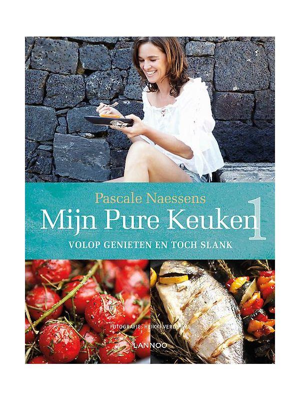 Mijn pure keuken (Pascale Naessens) - 15,90 €. MakroShop.be
