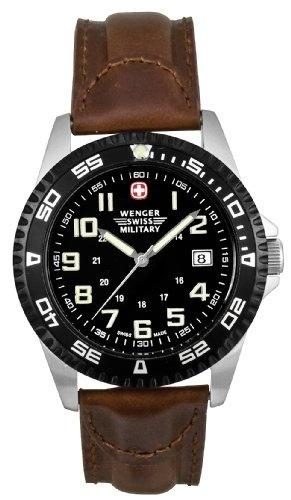 #WENGER SWISS MILITARY MEN'S Watch http://www.ewatchbands.com/