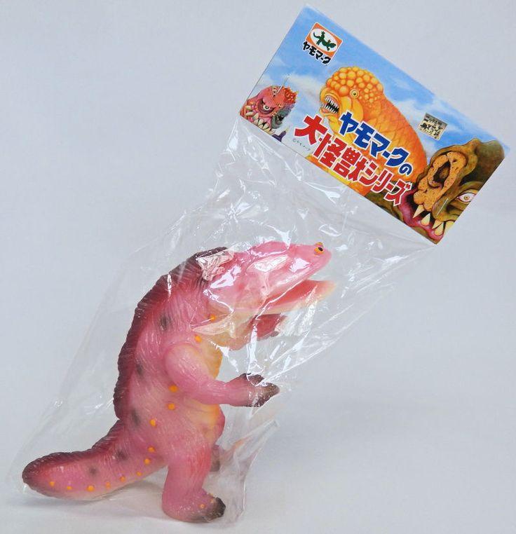 Wonder Festival 2016 Summer Yamomark eel monster Nurunurun phosphorescent pink…