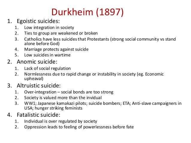 durkheim and social fact essay Durkheim's aim was not to explain or predict an individual's tendency to suicide but to explain such social facts through social currents social currents are characteristics of society and different collectivities have different collective consciousness or collective representation.