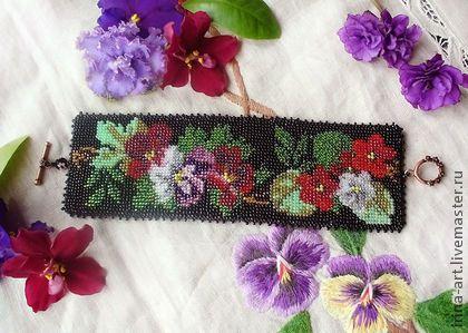 Бисером, Romantic Embroidery