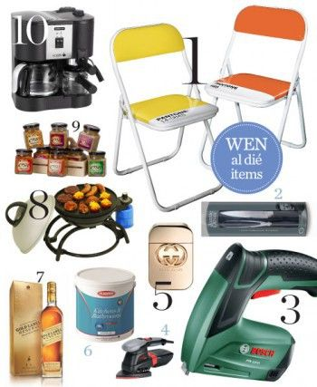 Win gifts for a Go-To Guy @Good Housekeeping