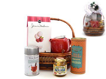 Tea Time Gift Basket Order Online At Gelsons Super Market
