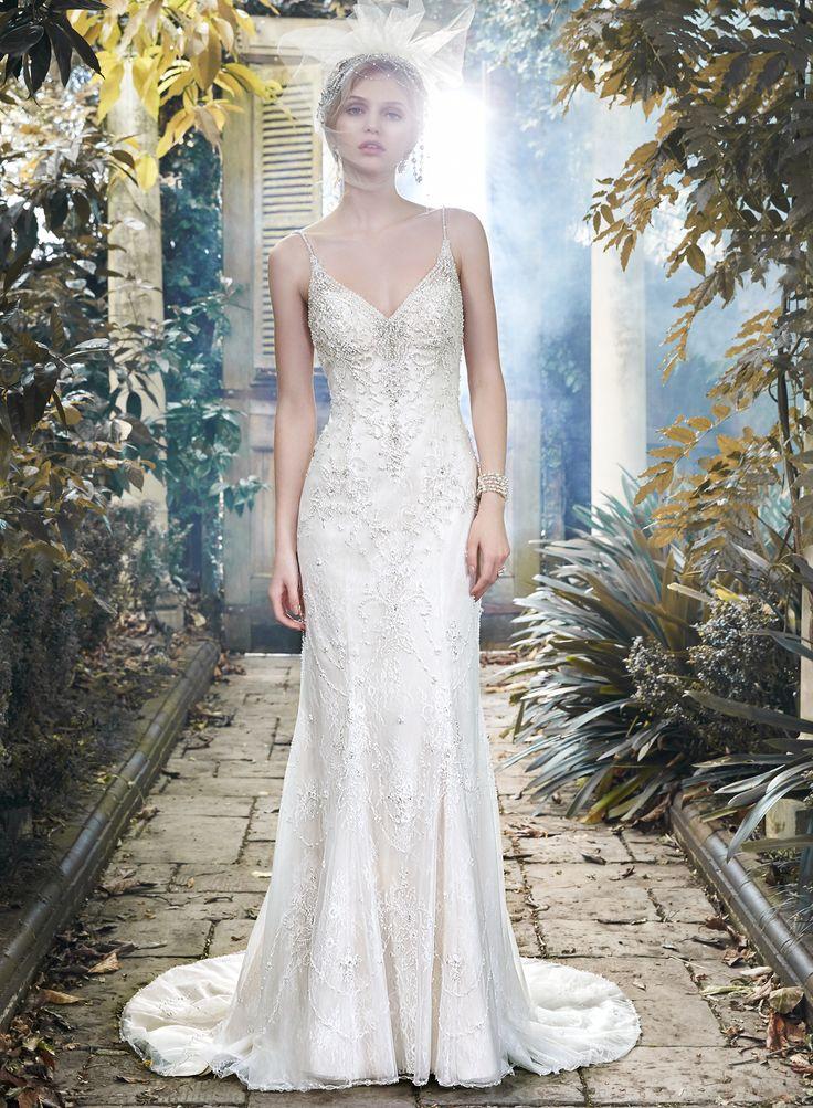 139 best Maggie Sottero images on Pinterest | Wedding frocks, Short ...