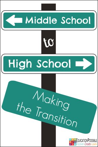 Middle School to High School Making the Transition  Are you nervous about homeschooling through high school? Meredith, author of  Homeschooling High School, It's Not As Hard As You Think, shares her insight and tips for walking along side your teens as they move from middle school to high school.  She's also giving away 3 copies of her book so enter to win before 10/11/15!
