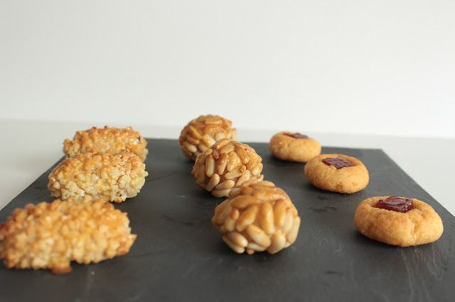 PANELLETS.  Recomiendo by Pola & Cleme