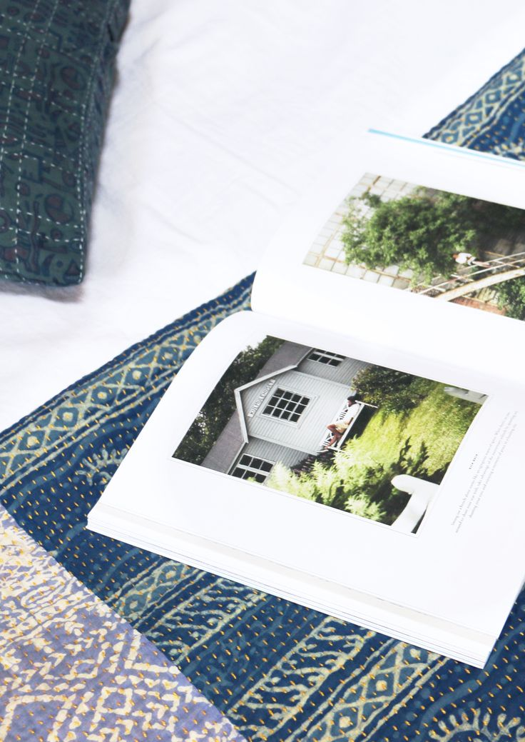 Relaxing With A Colorful Quilt And Kinfolkmagazine