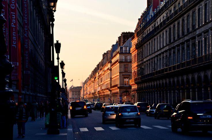 Rivoli, Paris.