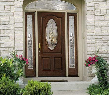 17 Best Images About Front Doors On Pinterest Craftsman Door Entrance Ways