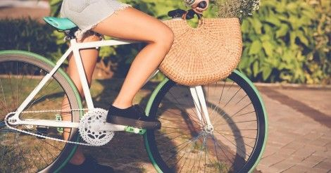 10 motivos para andar en bicicleta. Lee más en La Bioguía.