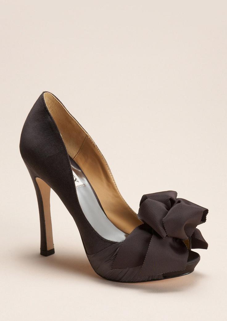36 best Bridesmaid Shoes images on Pinterest   Bridesmaid shoes ...