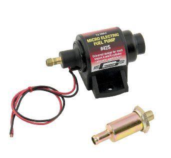 Mr. Gasket 42S Electric Fuel Pump  www.LearnAutomotiveKnowledgeOnline.com