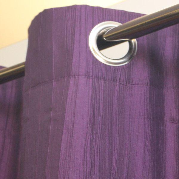 Popsicle (Translucent) Eyelet Curtain #eyelet #curtains