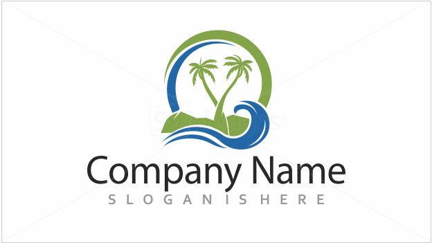 Palm Beach — Ready-made Logo Designs | 99designs | cool logos ...